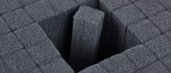 Pick and Pluck Case Foam Interior