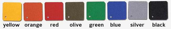 Case Color Options