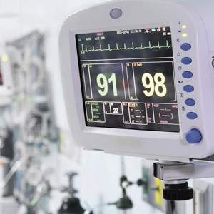 Plastic Medical Equipment Cases