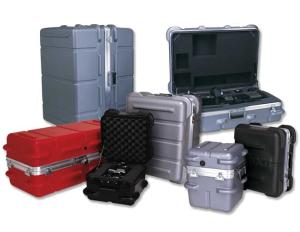 Custom Plastic Shipping Cases